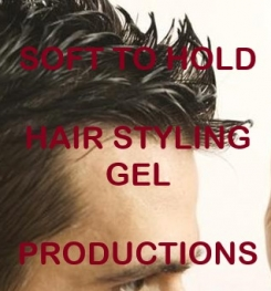 Soft to Hold Hair Styling Gel Formulation And Production