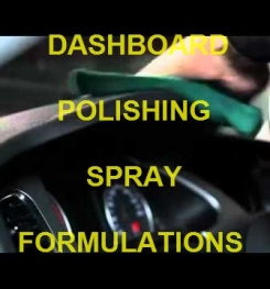 Dashboard Polishing Spray Formulations And Production Process