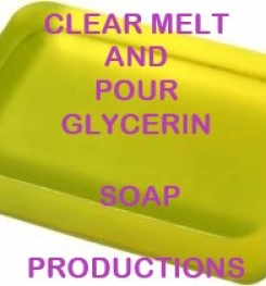 Clear Melt And Pour Glycerin Soap Formulation And Production