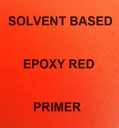 Solvent Based Epoxy Red Primer Formulation And Production