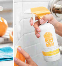 CONCENTRATED ALL PURPOSE CLEANER FORMULATIONS AND PRODUCTION PROCESS