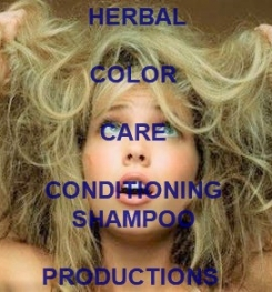 Herbal Color Care Conditioning Shampoo Formulation And Production