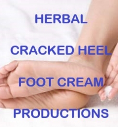 Herbal Cracked Heel Foot Cream Formulation And Production