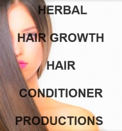 Herbal Hair Growth Hair Conditioner Formulation And Production