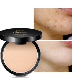 Pressed Powder Foundation Formulation And Production