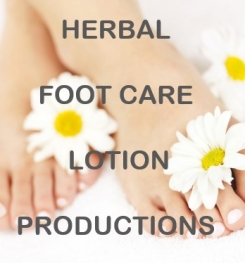 Herbal Foot Care Lotion Formulation And Production