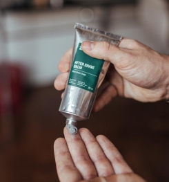 Smooth And Nourishing After Shaving Moisture Balm Formulation And Production