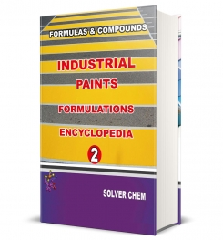 INDUSTRIAL PAINTS FORMULATIONS ENCYCLOPEDIA 2