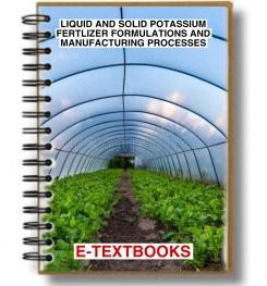 LIQUID AND SOLID POTASSIUM FERTILIZER FORMULATIONS AND MANUFACTURING PROCESSES