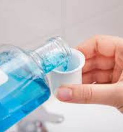 Antiseptic Mouthwash Liquid Formulation And Production