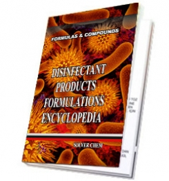 DISINFECTANT PRODUCTS FORMULATIONS ENCYCLOPEDIA