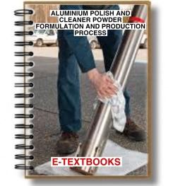 Aluminium Polish And Cleaner Powder Formulation And Production Process