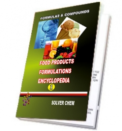 FOOD PRODUCTS FORMULATIONS ENCYCLOPEDIA 1