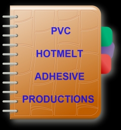 PVC Hotmelt Adhesive Formulation And Production