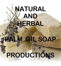 Natural And Herbal Palm Oil Soap Formulation And Production