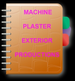 Machine Plaster Exterior Formulation And Production
