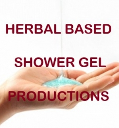 Herbal Based Shower Gel Formulation And Production