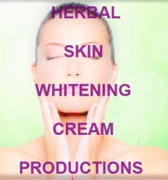Herbal Skin Whitening Cream Formulation And Production
