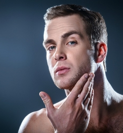 Alcohol Free And Menthol Added Refreshing After Shave Moisture Lotion Formulation And Production
