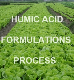 LIQUID HUMIC ACID PRODUCTIONS AND FORMULATIONS