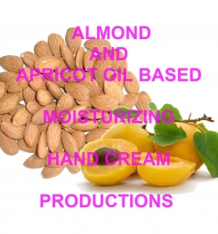 Almond And Apricot Oil Based Moisturizing Hand Cream Formulation And Production