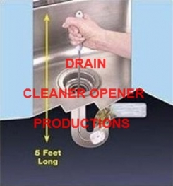 DRAIN CLEANER AND OPENER FORMULATIONS AND PRODUCTION PROCESSES