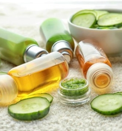 Herbal Based Eye Makeup Remover Formulation And Production