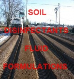 SOIL DISINFECTANTS FLUID FORMULAS AND MANUFACTURING PROCESSES