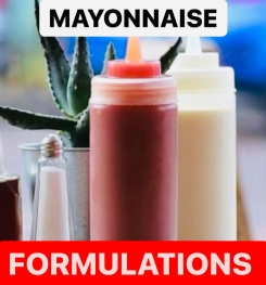 Mayonnaise Formulation And Production