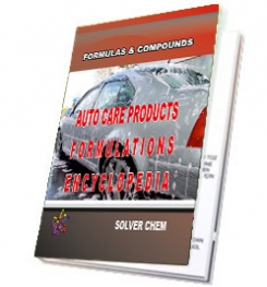AUTO CARE PRODUCTS FORMULATIONS ENCYCLOPEDIA