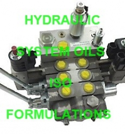 HYDRAULIC SYSTEM OIL ISO FORMULATION AND MANUFACTURING PROCESS