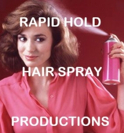 Rapid Hold Hair Spray Formulation And Production
