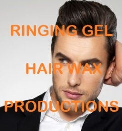 Ringing Gel Hair Wax Formulation And Production