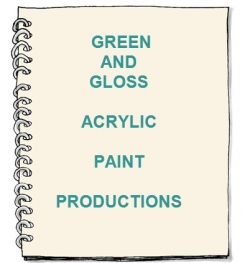 Green And Gloss Acrylic Paint Formulation And Production