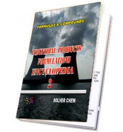 INDUSTRIAL PRODUCTS FORMULATIONS ENCYCLOPEDIA 2