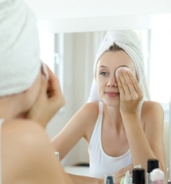 Eye Makeup Cleaning Lotion Formulation And Production