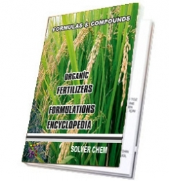 ORGANIC FERTILIZERS FORMULATIONS ENCYCLOPEDIA