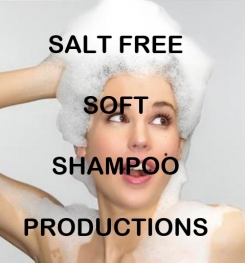 Salt Free Soft Shampoo Formulation And Production